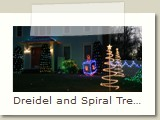 Dreidel and Spiral Trees
