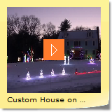 Custom House on Christmas Street